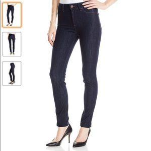 DL1961 Nina High Rise Skinny Twilight Jeans 28